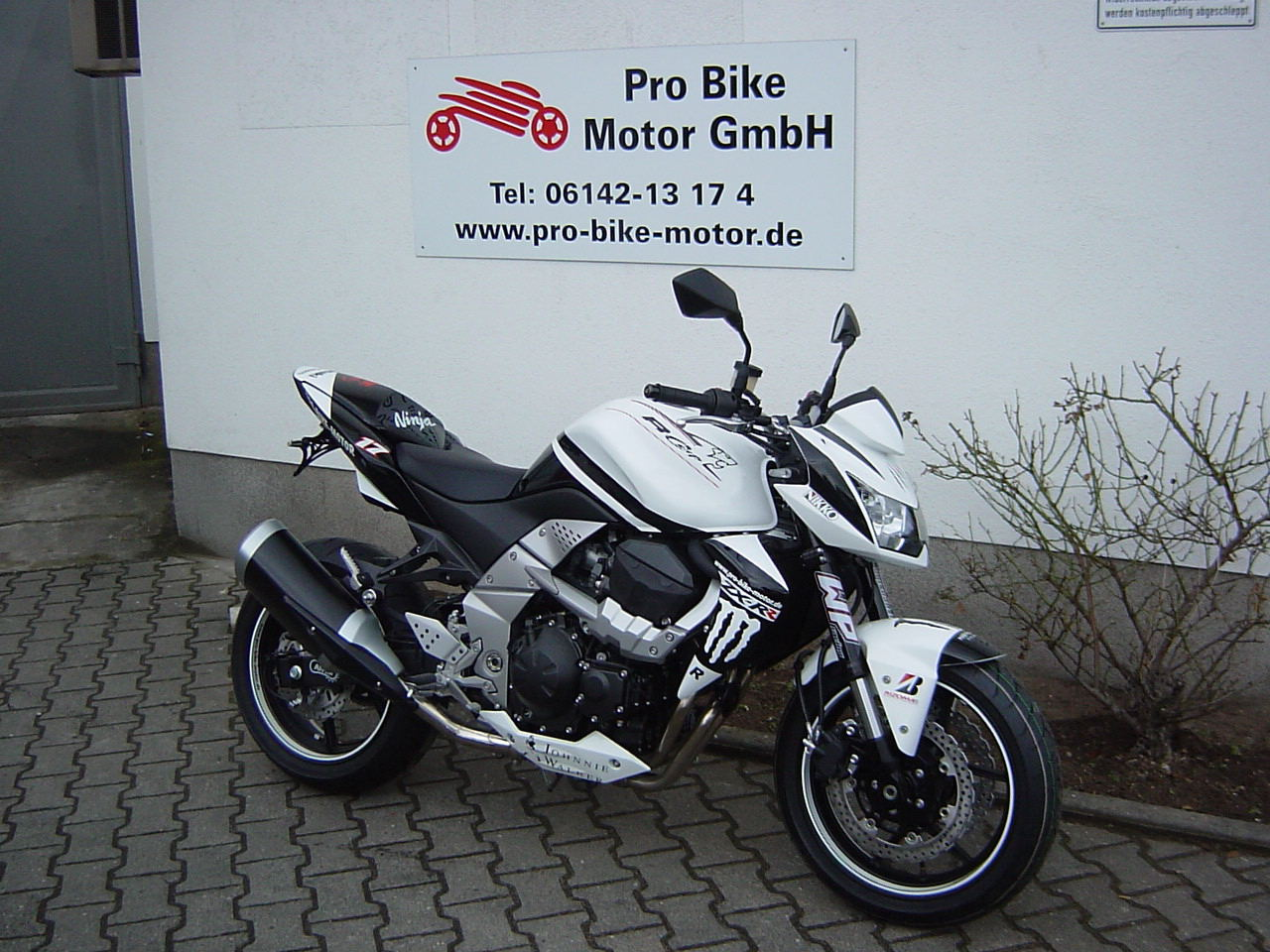 Kawasaki Z 750 GP