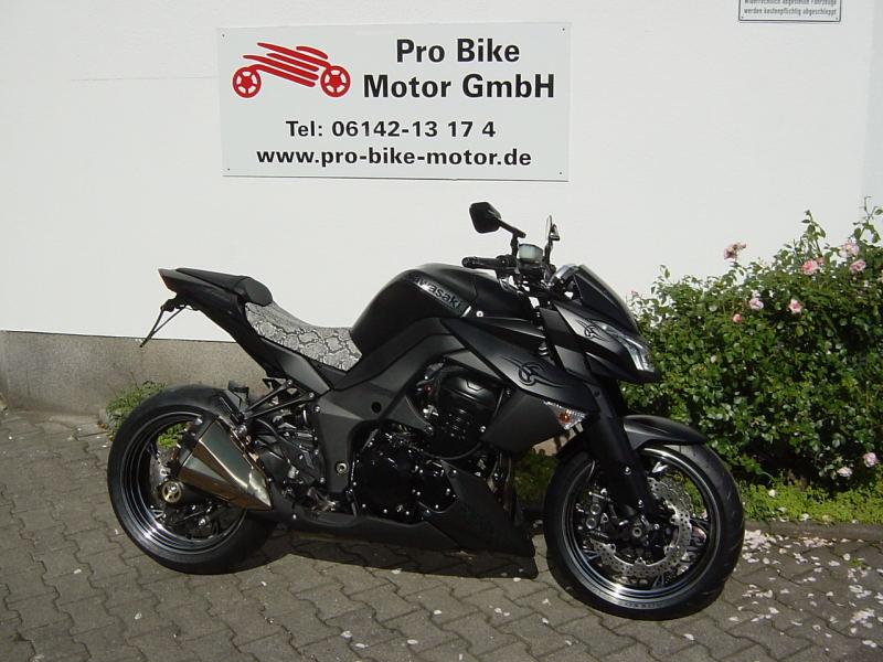 Kawasaki Z 1000 Dark